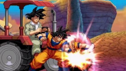 Vidéo : Dragon Ball Z Extreme Butôden : Présentation de l'Extreme Patch