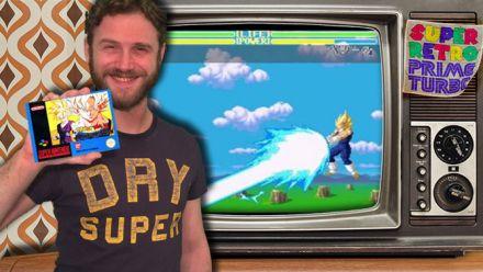 Vidéo : Super Retro Prime Turbo : Dragon Ball Z La Légende Saien (SNES), ce jeu culte !