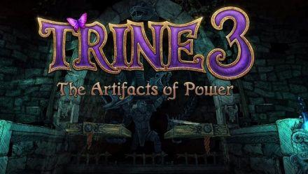 Vid�o : Trine 3 The Artifacts of Power : annonce en vidéo