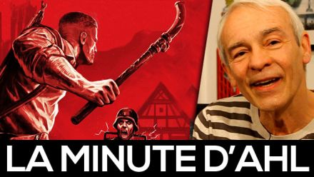 Vid�o : La Minute d'AHL défouraille du nazi dans Wolfenstein The Old Blood