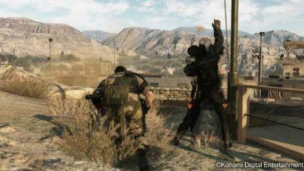 Vid�o : Découvrez Metal Gear Online Partie 2/2