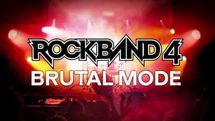 Vid�o : Rock Band 4 : Trailer du mode Brutal