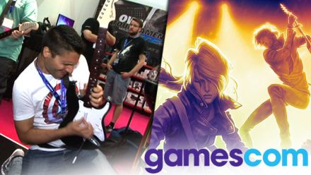 Gamescom 2015 : on a joué à Rock Band 4, l'épisode sans fausse note