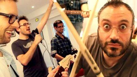 Rock Band 4 - Test Vidéo