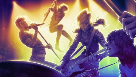 Rock Band 4 annonce