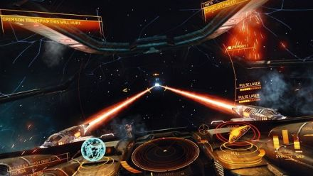 Elite : Dangerous Xbox One (Mars 2015)