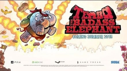 Vid�o : TEMBO THE BADASS ELEPHANT Trailer