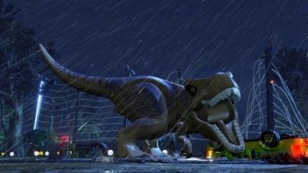 vidéo : LEGO Jurassic World  : The Indominus Escape Part 4
