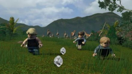 vidéo : LEGO Jurassic World : The Indominus Escape Part 5