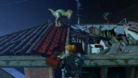vidéo : LEGO Jurassic World : The Indominus Escape Part 3