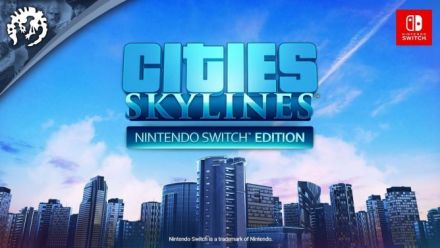 Vidéo : Cities: Skylines - Nintendo Switch Edition