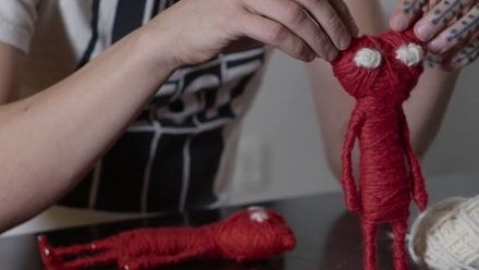 Unravel : Tuto pour créer Yarny
