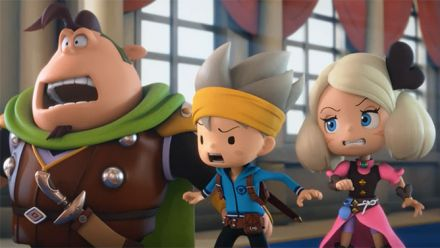 Vid�o : Tha Snack World - Trailer d'annonce