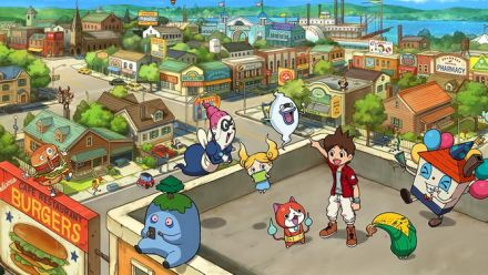 Vid�o : Yo-Kai Watch 3 trailer