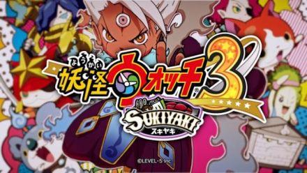 Vid�o : Yo-Kai Watch 3 : Trailer annonce Japon