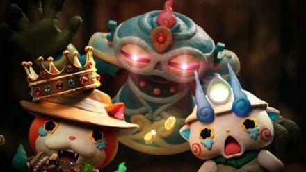 Vid�o : Yo-Kai Watch 3 : 5 vidéos de gameplay (vidéo 5)