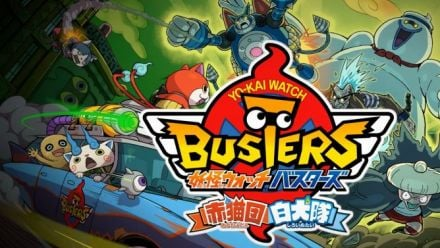 Vid�o : Yo-Kai Watch Busters trailer