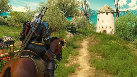 Vidéo : The Witcher 3 - Blood and Wine : Trailer de Toussaint (en français)