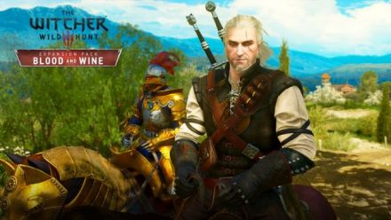 Vid�o : The Witcher 3 Blood and Wine : comparo des versions PS4 et Xbox One