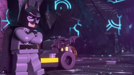 LEGO Dimensions : construction véhicules