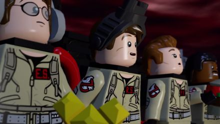 LEGO Dimensions : Bande-annonce Ghostbusters