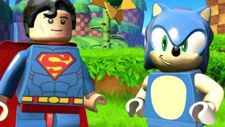 LEGO Dimensions : Bande-annonce Sonic