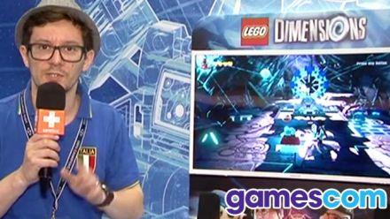 Vid�o : LEGO Dimensions : Nos impressions Gamescom 2016