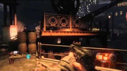 vid�o : Call of Duty Black Ops III - Vidéo de gameplay du mode Zombies