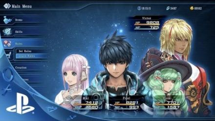 Vid�o : PlayStation Underground : Star Ocean: Integrity and Faithlessness