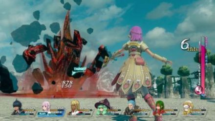 vidéo : STAR OCEAN 5 Integrity and Faithlessness - Fiore Spotlight