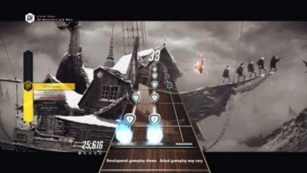 Vid�o : Guitar Hero Live : Publicité Lenny Kravitz et James Franco
