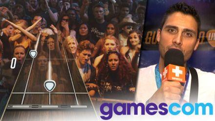 Vid�o : Gamescom 2015 : Guitar Hero Live, on y a joué et on gratte toujours