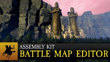 Vid�o : Total War- WARHAMMER - Battle Map Editor
