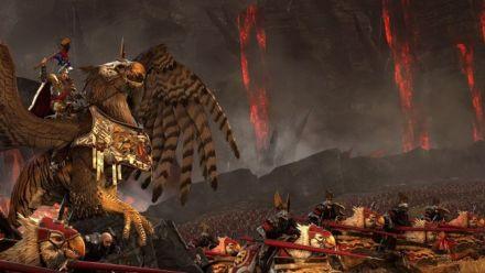 Vid�o : Total War WARHAMMER montre ses guerriers du Chaos
