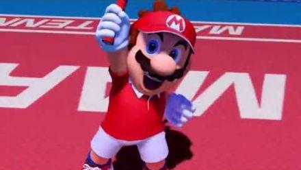 Vidéo : Mario Tennis Aces : Trailer d'annonce