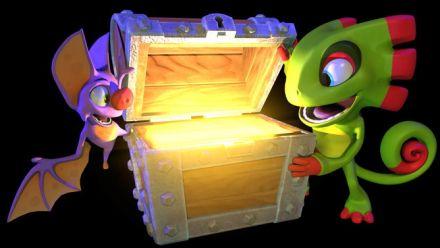 Yooka-Laylee, nouvelle vidéo de gameplay