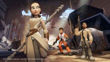 Vid�o : Disney Infinity 4.0 : Fuite du gameplay d'Agrabah
