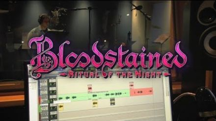 Bloodstained ; Voicing the Game