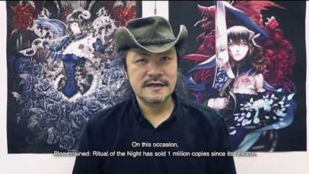 Vid�o : Bloodstained Ritual of the Night - One Million Milestone - Thank You Video from IGA!