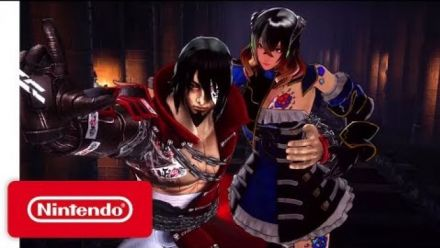 Bloodstained Ritual of the Night gameplay Switch / ND 13 février 2019