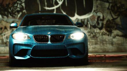 Need For Speed fait briller la BMW M2 dans une vidéo alléchante
