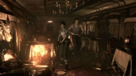 Resident Evil Zero - extrait gameplay de l'E3