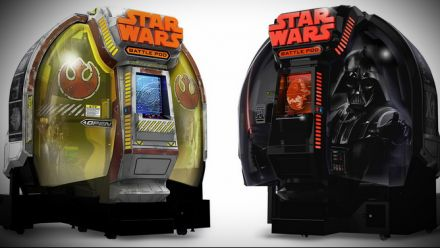 Vid�o : Star Wars Battle Pod trailer