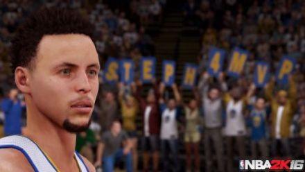 Vidéo : NBA 2K16 : Trailer Momentous