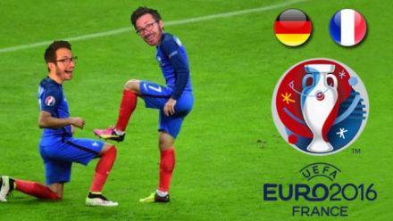 Euro 2016 France - Allemagne : voici le résultat virtuel sur FIFA 17