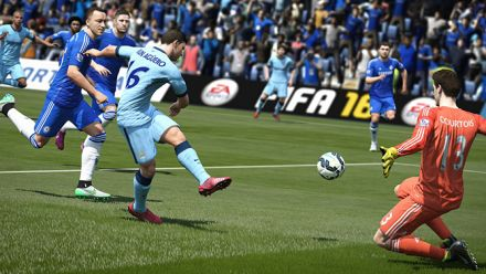 FIFA 16 : Trailer Gamescom 2015