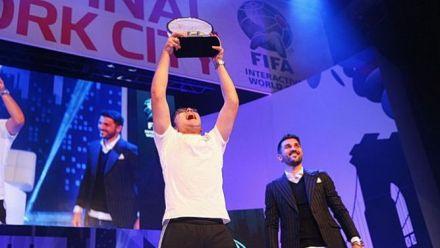 FIFA Interactive World Wup : victoire de Mohamad Al-Bacha