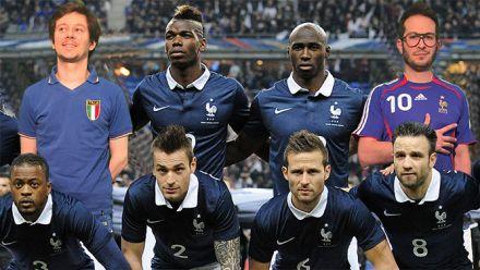 Euro 2016 : France-Roumanie dans FIFA 16, le résultat en vidéo