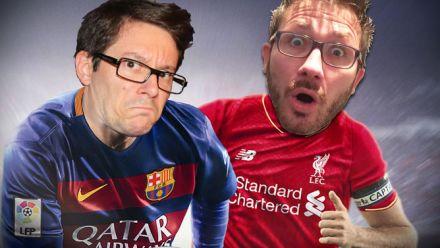 REPLAY. Découverte de FIFA 16 avec Julo et Plume