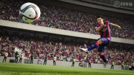 FIFA 16 - No Touch Dribbling with Lionel Messi